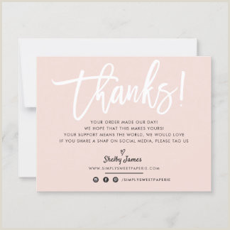 Business Thank You Card Ideas Zazzle Coupons & Promo Codes Our Deal Center