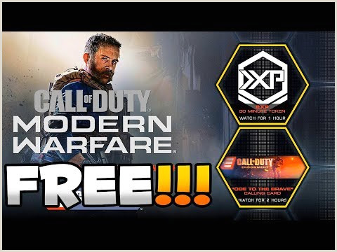 Calling Card Example How To Get Free 2xp & Ode To The Brave Calling Card