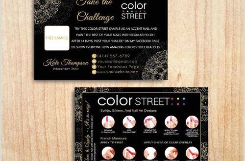 Calling Card Examples Artfire Markets