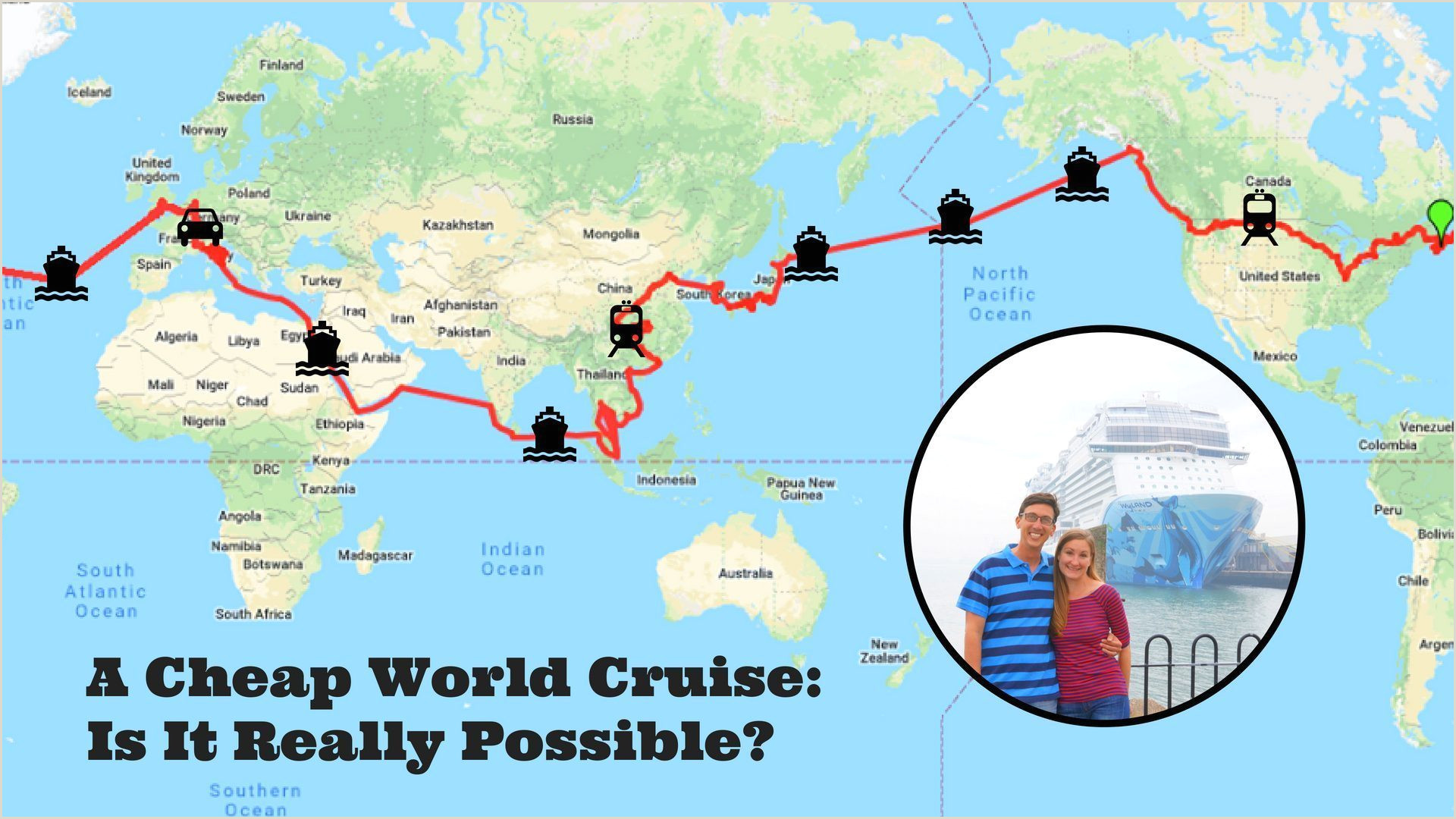 Card Making Blogs Top 50 A Cheap World Cruise How We Used A Travel Trick To Afford