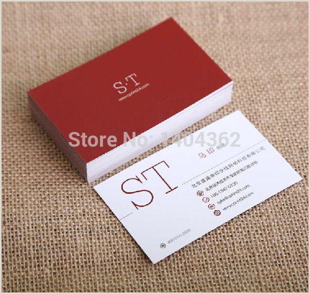 Cheap Custom Business Cards Bezpłatny Projekt Zwyczaj Drukowania Papieru Wizyt³wki