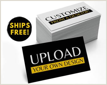 Cheap Personalized Business Cards Custom Business Cards