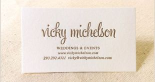 Cheap Personalized Business Cards Pin On Letterpress Stationery Love