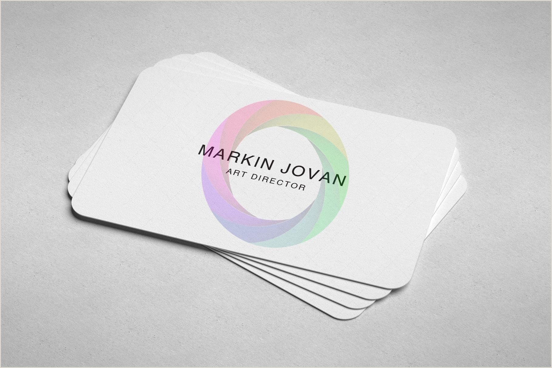 Classic Business Card Classic Business Card Design Graphic Templates In 2020