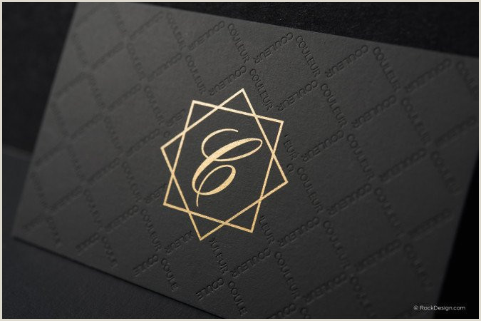 Classic Business Card Design Over 100 Free Online Luxury Business Card Templates