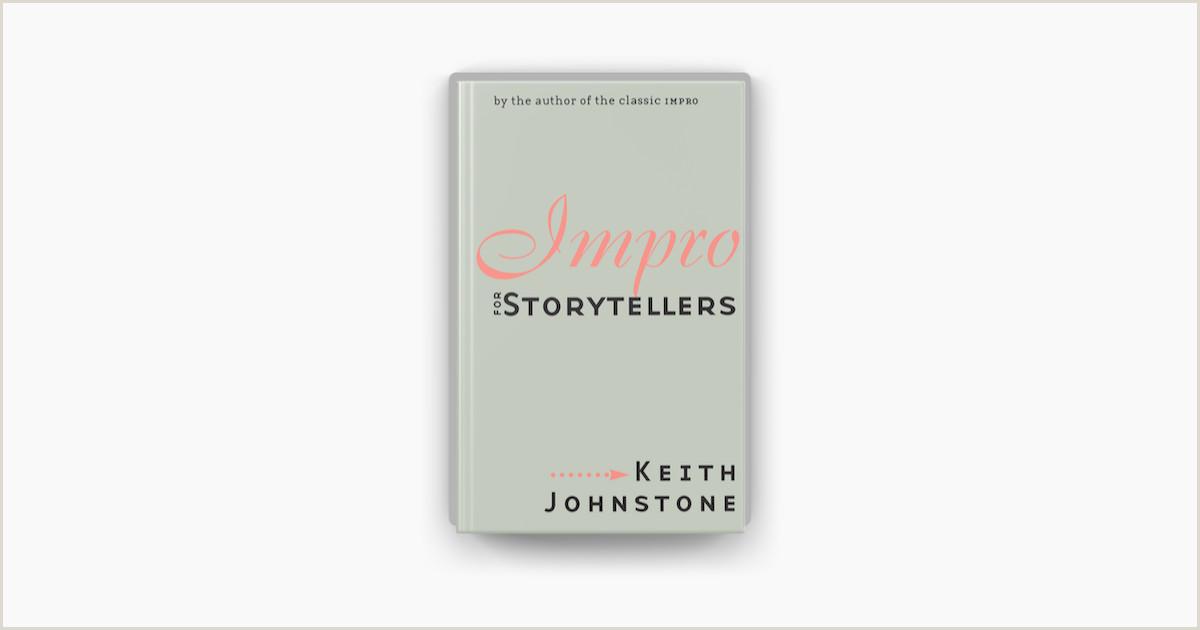 Classic Business Card impro For Storytellers