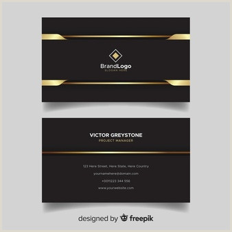 Classic Business Card Free Classic Business Card