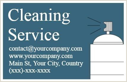 Cleaning Quotes For Business Cards Cleaning Business Card Templates That You Can Edit In Minutes