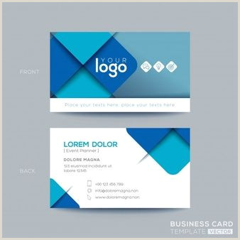 Cleaning Quotes For Business Cards Download Clean And Simple Blue Business Card Design For Free
