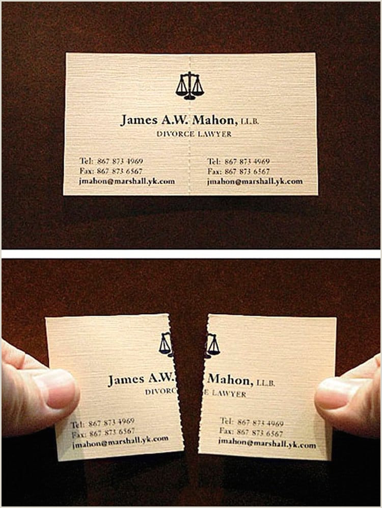Clever Business Card Ideas 40 Cool Business Card Ideas That Will Get You Noticed