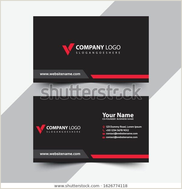 Co Owner Business Card Pany Modern Creative And Clean Business Card Template In