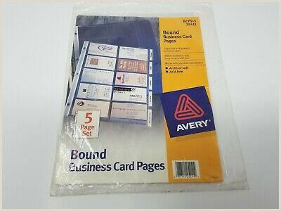 Colored Perforated Business Card Stock Binders & Supplies Business Cards