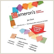 Colored Perforated Business Card Stock Perforated Business Card Stock At Staples