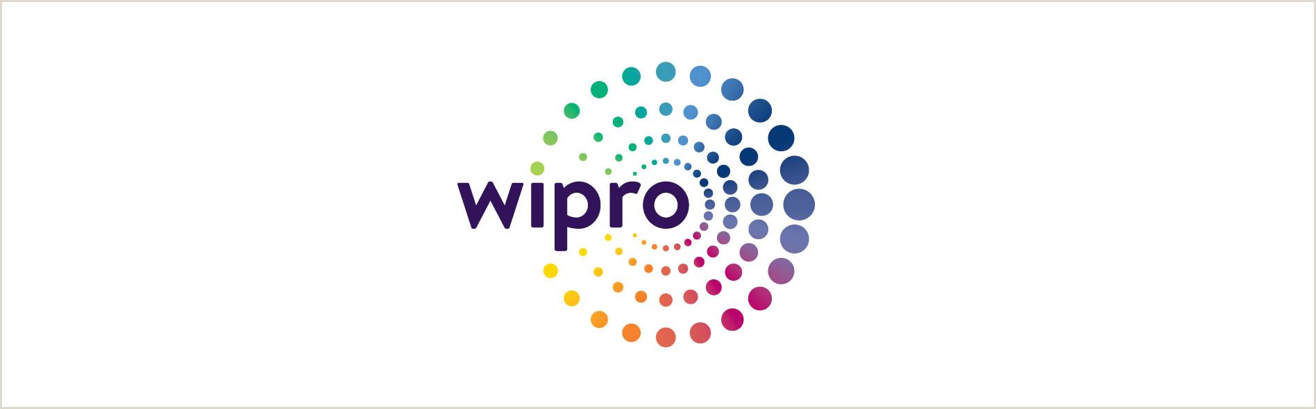 Company Card Design Wipro