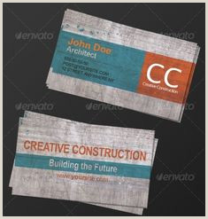 Company Message On Business Card 30 Architect Business Cards Ideas