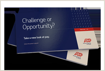 Company Message On Business Card Adp Uk