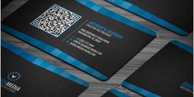 Company Message On Business Card Professional Corporate Business Card by Flowpixel On
