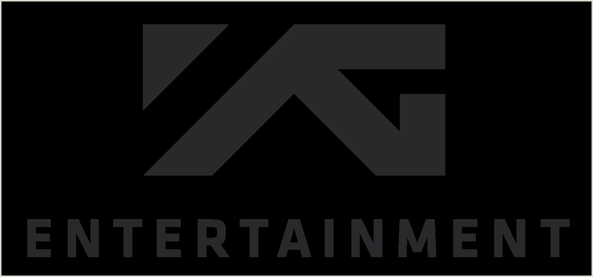 Company Message On Business Card Yg Entertainment