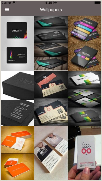 Complimentary Cards Design Business Cards Best Design Idea For Business Card