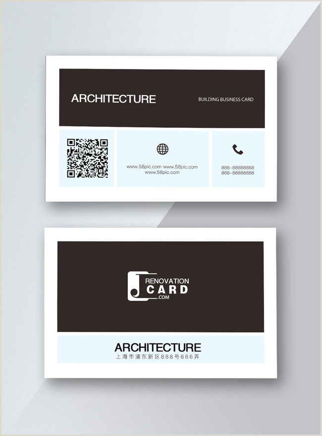 Construction Images For Business Cards High End Corporate Construction Industry Building Business