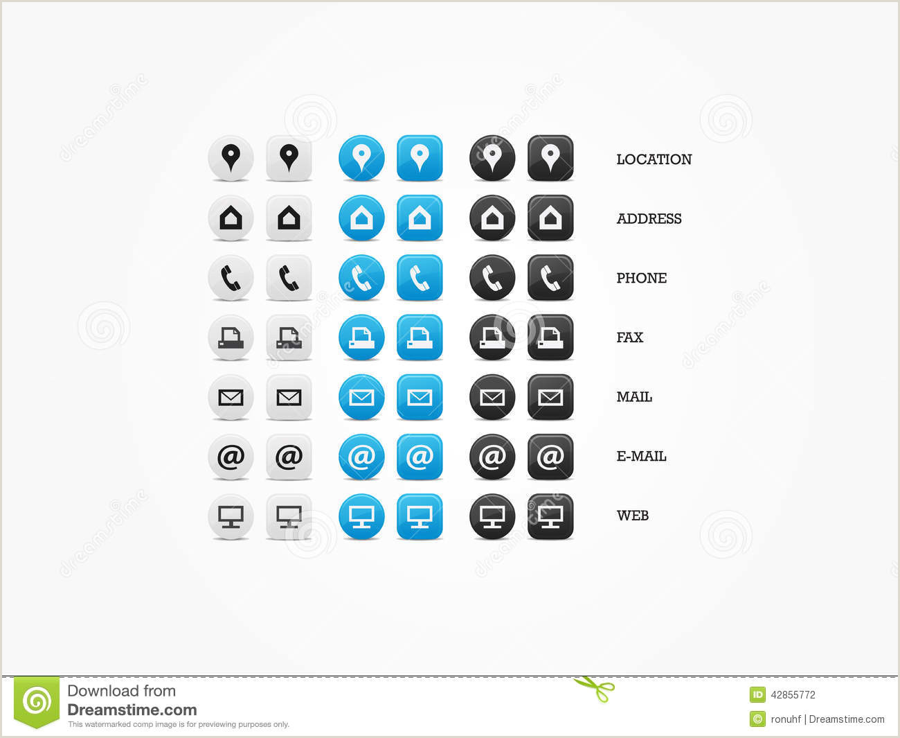 Contact Icons For Business Cards 15 Contact Icons For Business Cards Free Contact