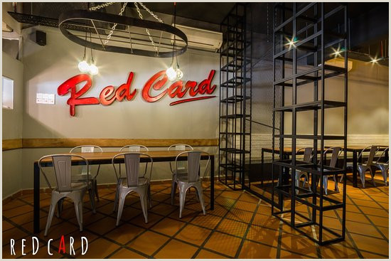Contemporary Business Cards Interior Section With Contemporary And Industrial Interior