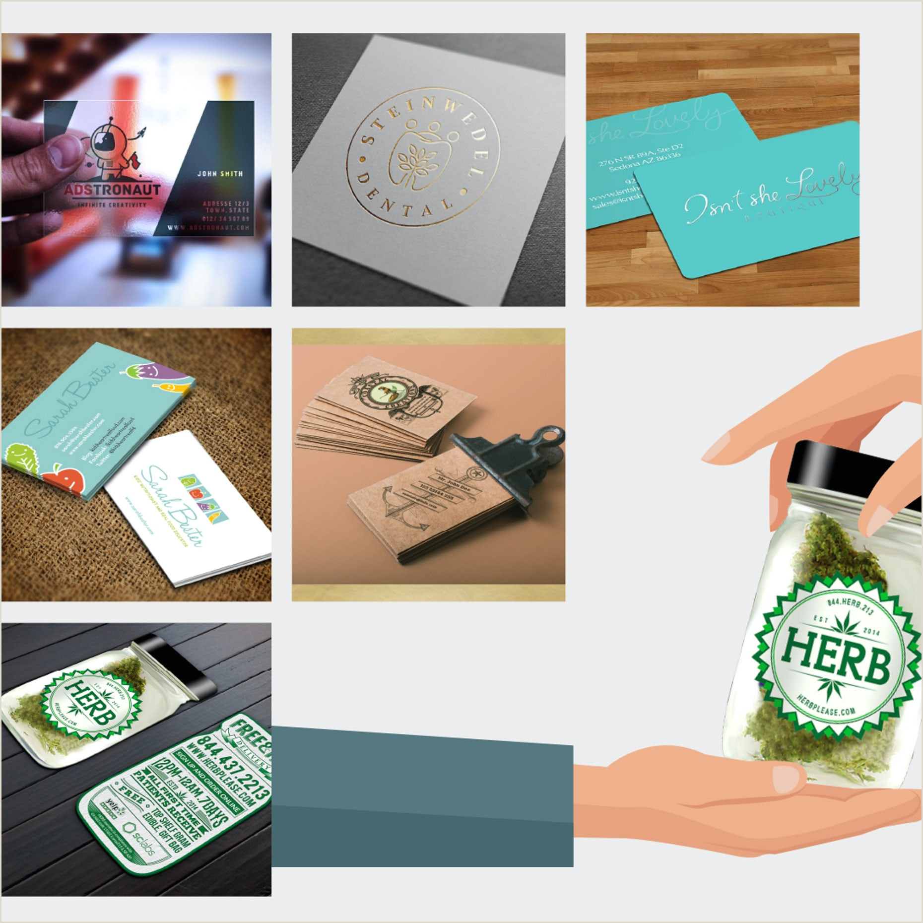 Cool Buisness Cards 38 Unique Business Cards That Will Make You Stand Out