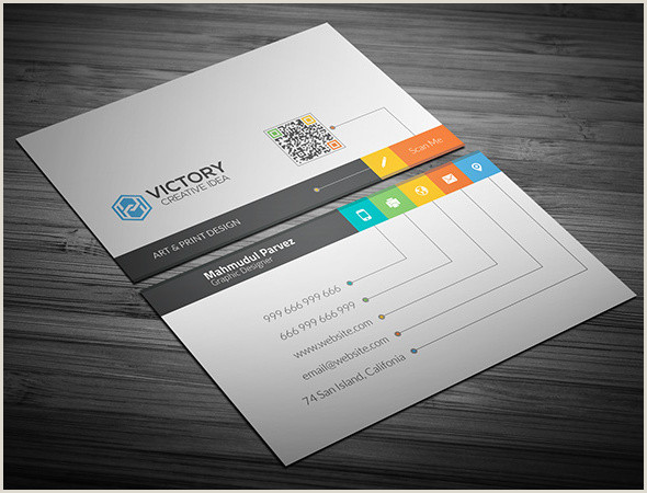 Cool Business Card 30 Unconventional Business Card Templates Mockups