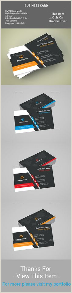 Cool Business Card Designs 2015 200 Business Cards Ideas In 2020