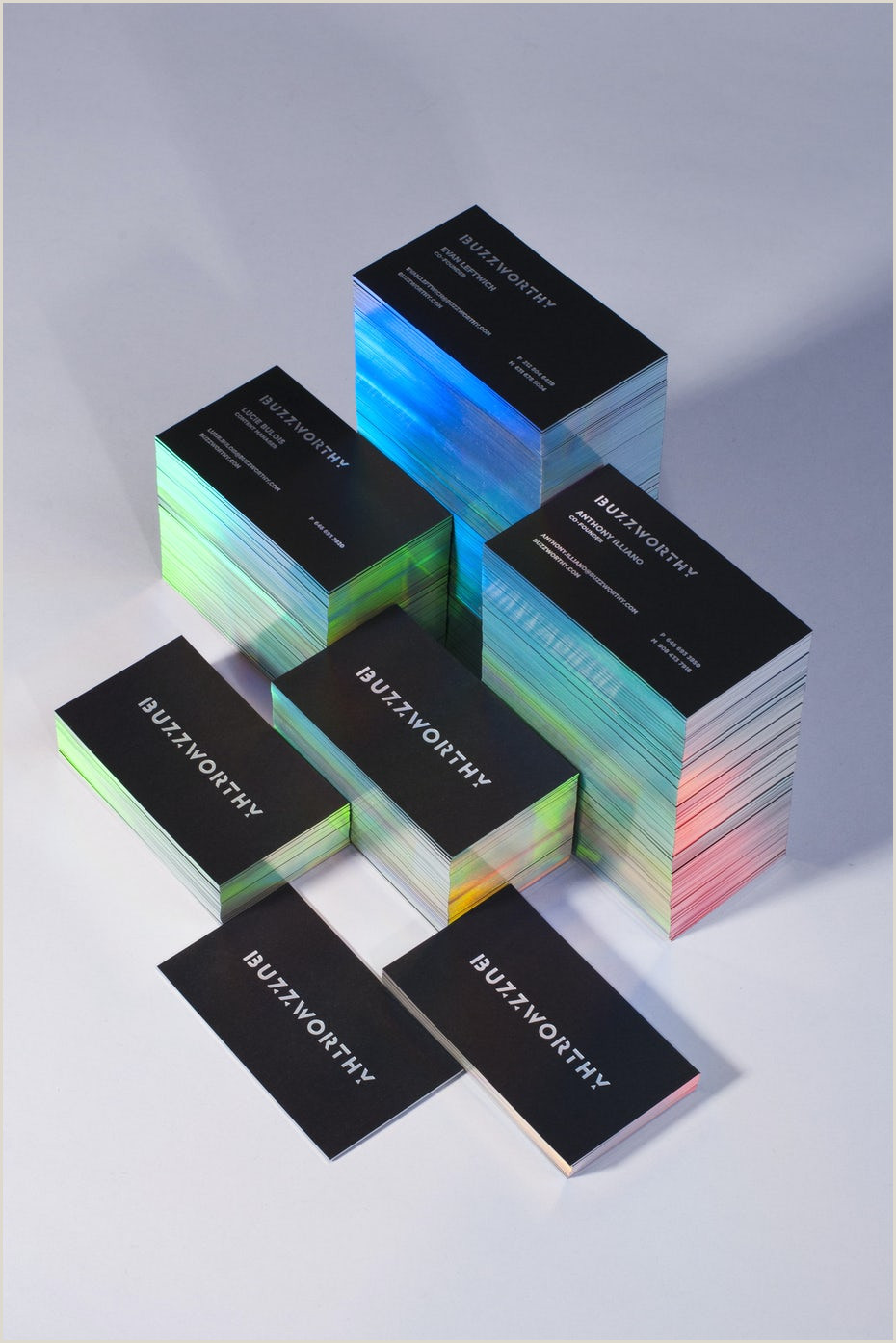 Cool Business Cards Designs 28 Top Business Card Ideas That Seal The Deal