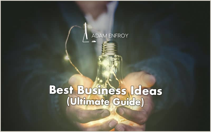Cool Business To Start 107 Best Small Business Ideas Of 2020 Low Cost & Line