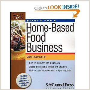 Cool Business To Start Home Based Food Business