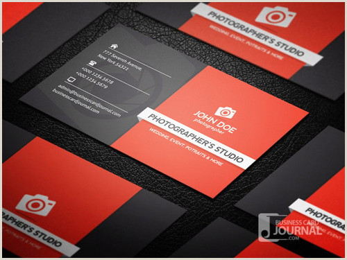 Cool Photographer Business Cards 17 Best Graphy Business Card Templates