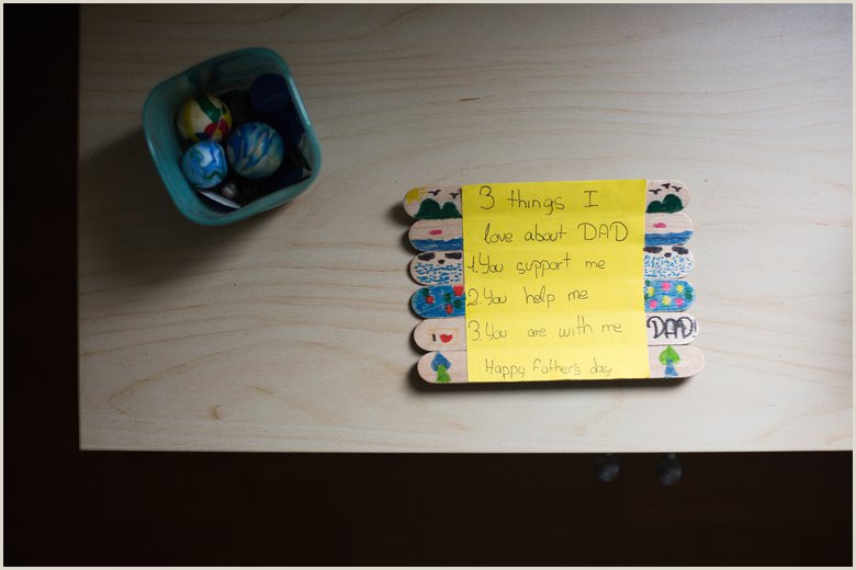 Cool Things To Do With Cards 14 Homemade Father S Day Cards Kids Can Make Care