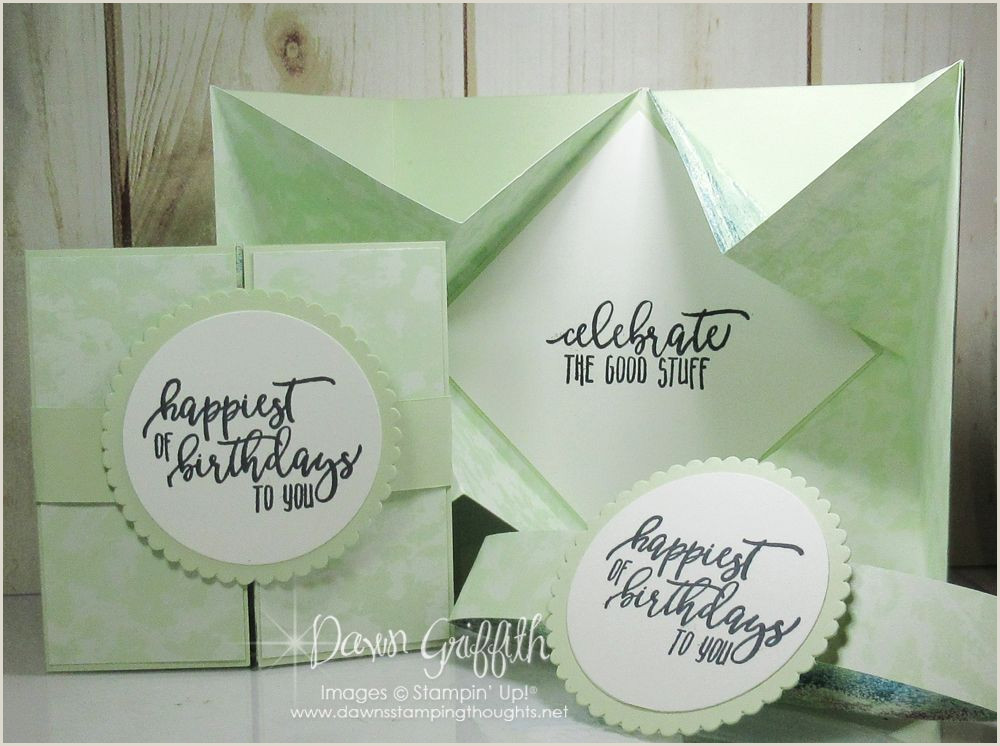 Cool Things To Do With Cards Hi Stampers Happy Thursday Friends Today We Will Be