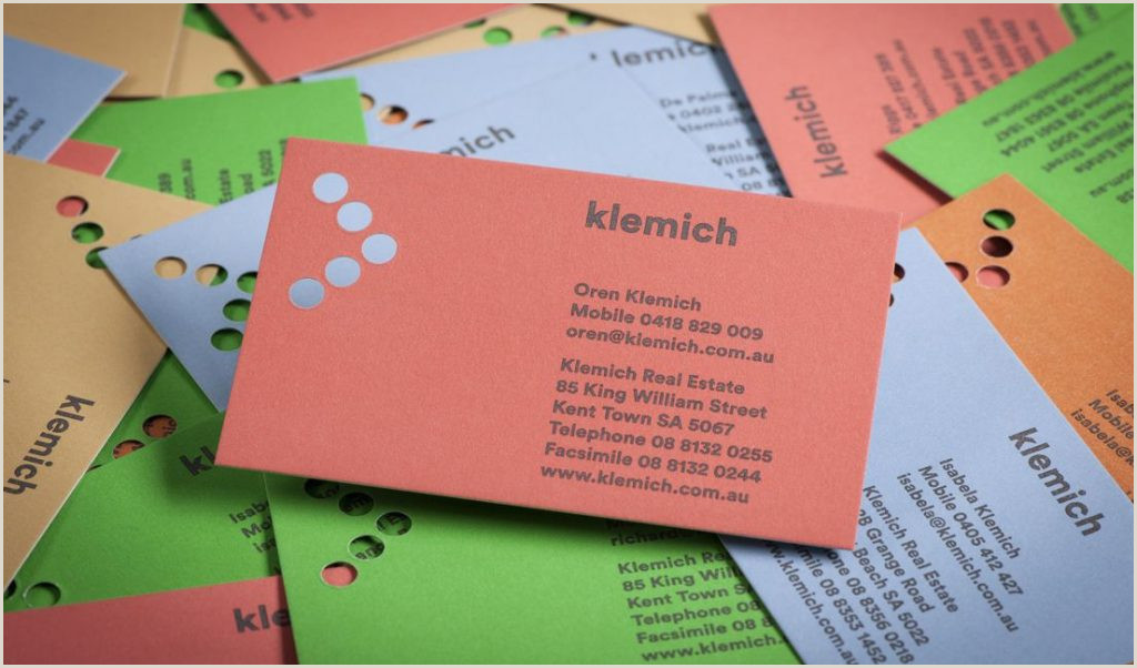 Cool Unique Business Cards For Realtores Top 10 Creative Real Estate Business Cards Be Inspired