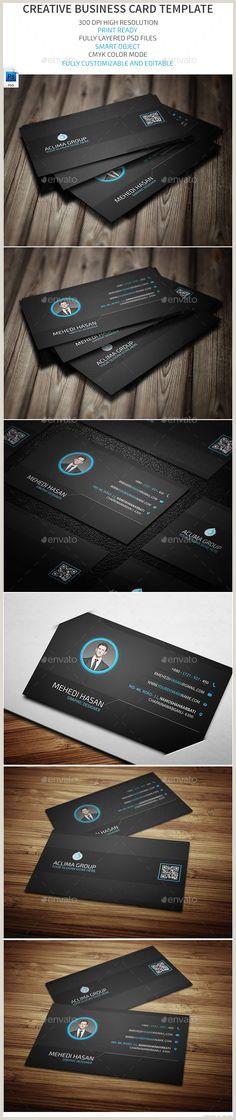 Corporate Calling Card Corporate Business Card