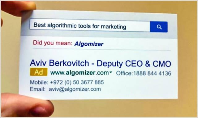 Crazy Business Cards Very Original Business Cards 19 Pics Pauznet