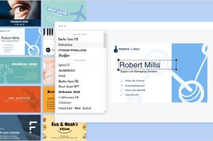 Create A Business Card How to Make Business Cards with Free Business Card Maker