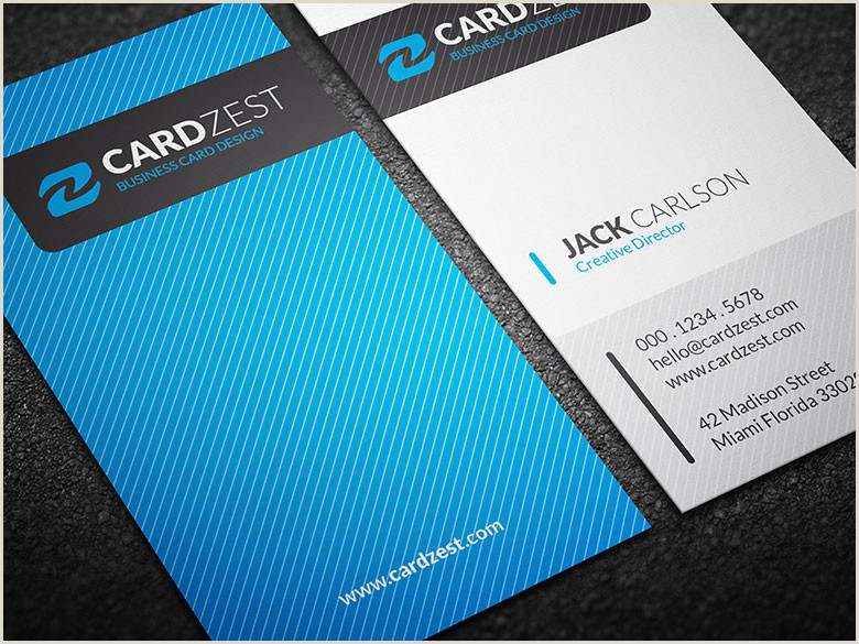 Create Business Card Template Free Business Card Templates Cardzest