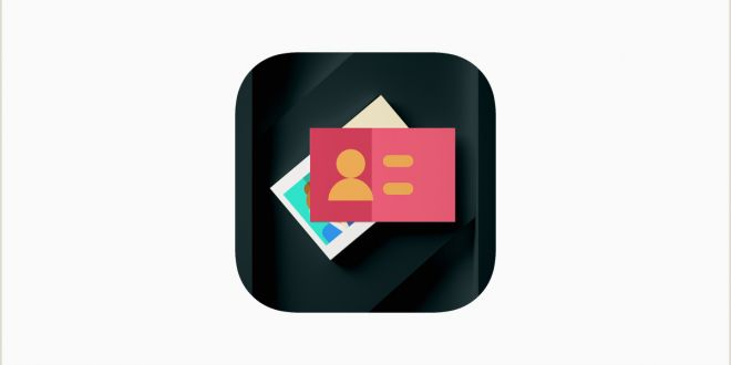 Create Your Own Business Cards Business Card Maker Creator On the App Store