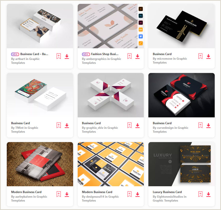 Create Your Own Business Cards How To Make Great Business Card Designs Quick & Cheap With
