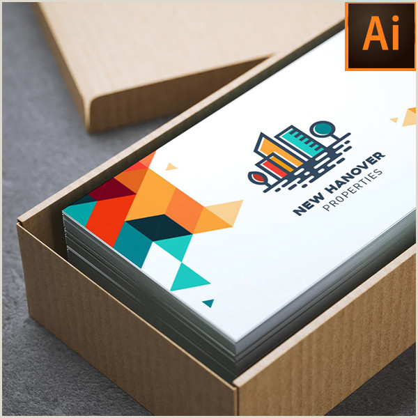 Creating Business Cards In Illustrator Master Business Card Design With Adobe Illustrator Yes I M