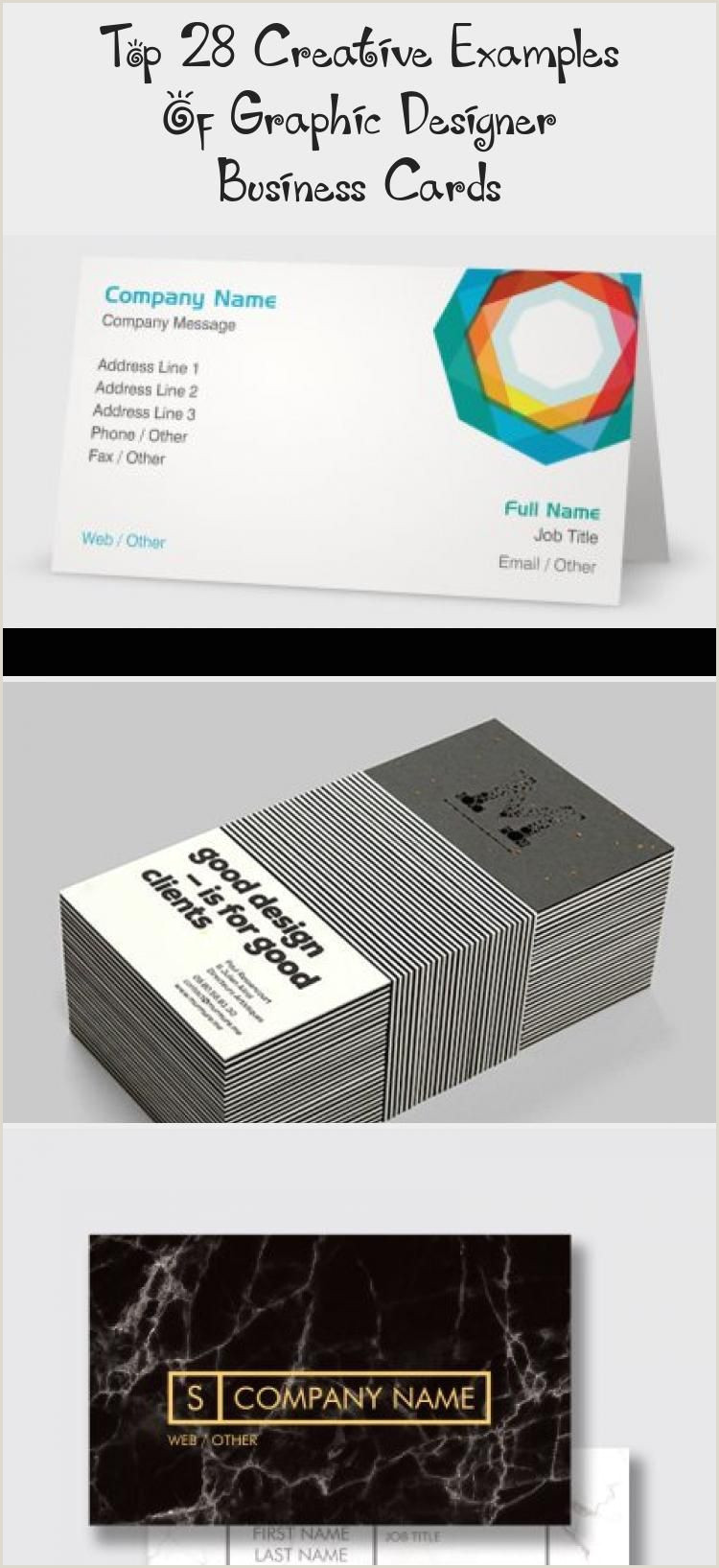Creative Business Card Titles Conversational Graphic Designer Business Cards