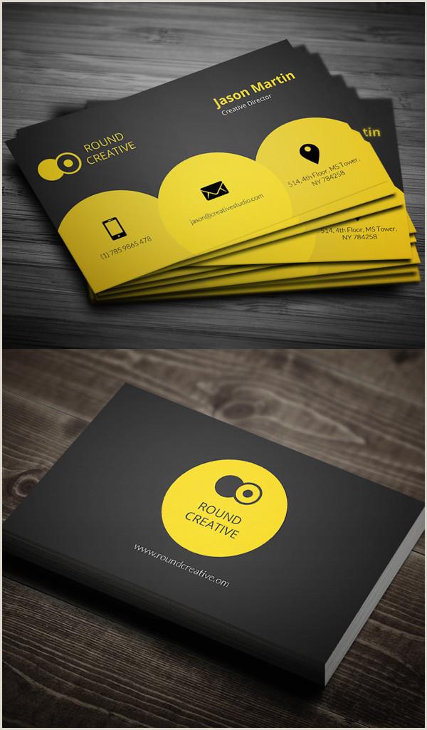Creative Business Cards Design 80 Best Of 2017 Business Card Designs Design