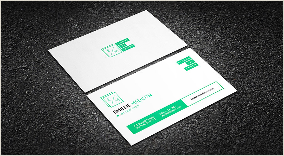 Creative Business Cards Free Creative Business Card Templates