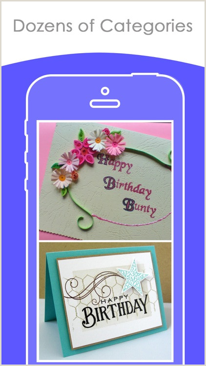 Creative Card Designs Creative B Day Cards