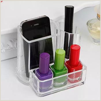 Creative Makeup Business Cards Creative Fice Stationery Storage Box Desktop Buy Home