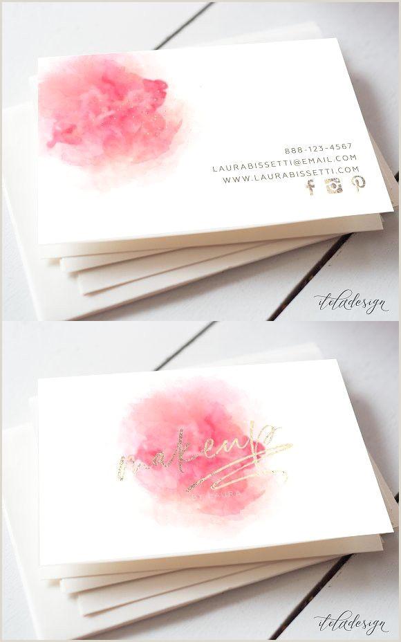 Creative Makeup Business Cards Makeup Artist Business Card Unique Creative
