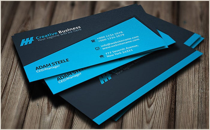 Creative Personal Business Cards 30 Best Collection Of Personal Business Card Templates